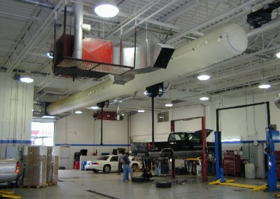 Air Replacement Systems - Texas Electronics