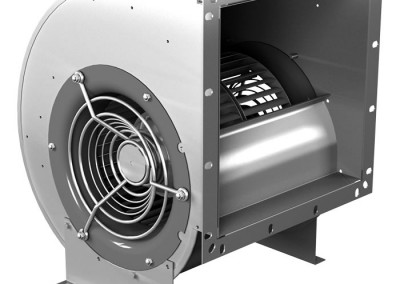 Vehicle Exhaust Extraction Systems - Fans - Texas Electronics