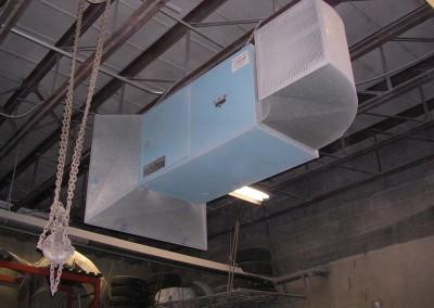 Industrial Air Cleaner - Texas Electronics