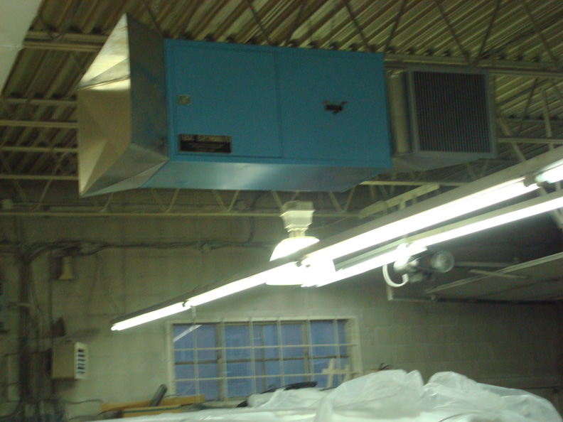 Industrial air cleaner - Texas Electronics (4)