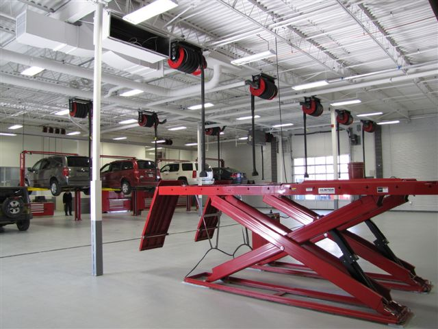 Hose reel - Texas Electronics (12)