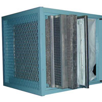 Industrial Air Cleaner